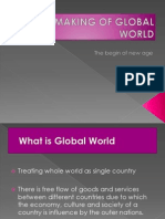 The Making of Global World
