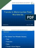 Trends in Motorcycle Fleet