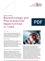 Biotechnology+and+Pharmaceutical+Opportunities+in+India