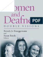 Women and Deafness Double Visions