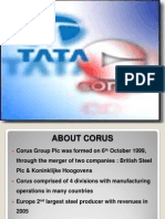 Tata - Corus Final Ppt.