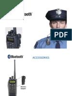 Bluetooth Mototrbo ITA