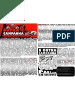 Panfleto AOC Frente-Verso