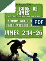 James Series Sermon Notes Wk 4 Sun Sept 2 2012