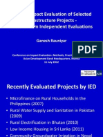 10_Ex-Post Impact Evaluation of Selected Infrastructure Projects (IED)