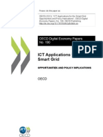 OECD ICT Smartgrid