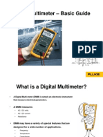 Digital Multimeters - Basic Guide