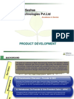 SriSeshaa Product Lifecycle Management