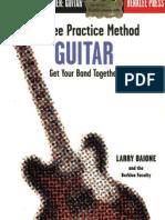 Berklee Practice Method - Guitar (Get Your Band Together)