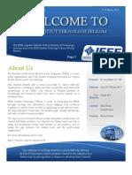 3rd Edition IEEE IT Telkom