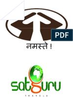 Satguru Travel Group Gurgaon Corporate PDF