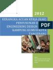 KAK DED Kampung Kumuh Kota Tangerang