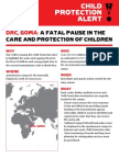 War Child - Child Protection Alert - Eastern Congo - Sep 2012