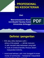 ETIKA Profesional(MKDU) 2006