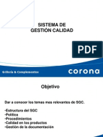 Capacitacion SGC
