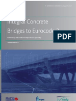 Integral Concrete Bridges to Eurocode 2
