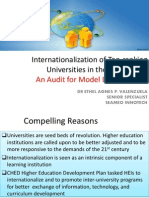 Valenzuela Internationalization of Higher Education in the Philippines
