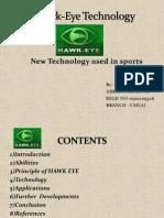Hawk Eye Technology