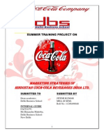 Marketing Strategies of Coca Cola India Ltd Jitesh