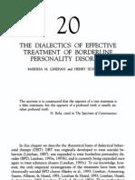 Dialectics in DBT