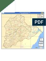Mapa Bacia Do Rio Doce