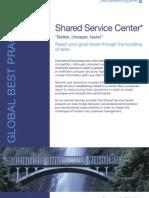 Sharedservicecenter English