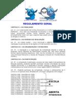 Regulamento Oficial Da Copa Nupec
