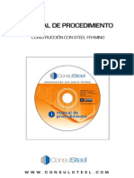 Manual de Procedimiento - Consul Steel