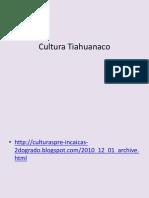 Cultura Tiahuanaco (1)