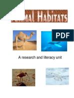Habitat Details