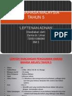 Rph Bahasa Malaysia Tahun 5