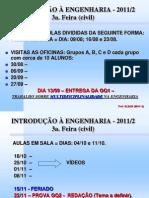 VERSÃO ORIGINAL PROGRAMA - HISTÓRICO DA ENG. 2011-2