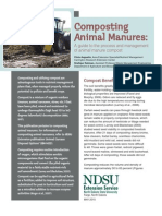 Composting Animal Manures