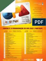 Univali   OPA 2012   Programação