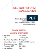 Bangladesh Power Sector Reform-hossain-may09