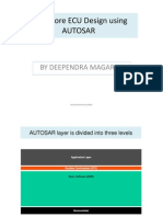 Multi-core Ecu Designing Using Autosar by Deependra Magarde