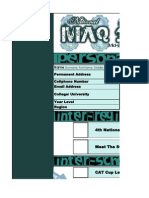 MAQ Application Form