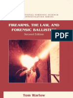 Firearms Law Forensic Ballistics 2004