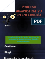 Presentacion Proceso Administrativo