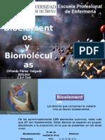 Bioelmentos y Biomoleculas