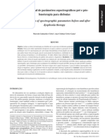 Cortes 2010 - Espectrografia Pre e Pos-fono