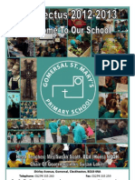 Gomersal St. Mary's CE(A) Primary School 2012-2013 Prospectus
