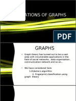 Applications of GRAPHS