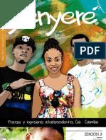 """""""Yenyeré"""" Revista Cali Colombia"""