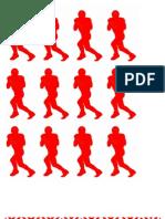 FootballPartyPrintables RED
