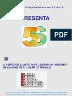 Gestión de Negocios San Lorenzo  5's