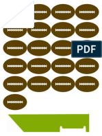 FootballPartyPrintables Banner