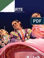 Agenda cultural de Conarte | Septiembre 2012