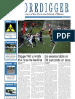 The Oredigger Issue 1 - September 3, 2012