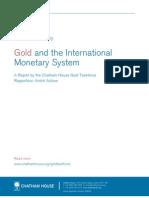 GOLD IMS Summary